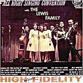 Cover image of All Night Singing Convention