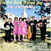 Cover image of The First Family Of Gospel Song