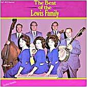 Cover image of The Best Of The Lewis Family
