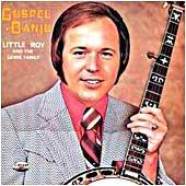 Cover image of Gospel Banjo