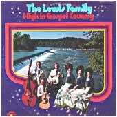 Cover image of High In A Gospel Country