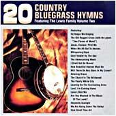 Cover image of 20 Country Bluegrass Hymns