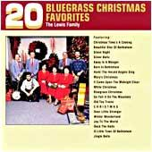 Cover image of 20 Bluegrass Christmas Favorites