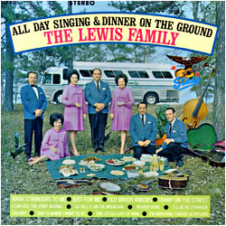 Cover image of All Day Singing And Dinner On The Ground
