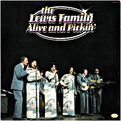 Cover image of Alive And Pickin'