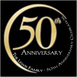 Cover image of 50th Anniversary Celebration