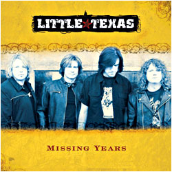 Cover image of Missing Years