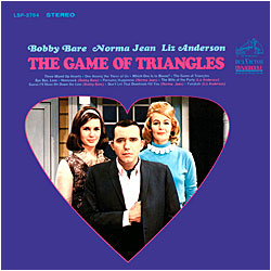 Cover image of The Game Of Triangles