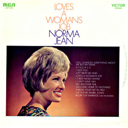 Cover image of Love's A Woman's Job