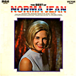 Cover image of The Best Of Norma Jean