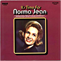 Cover image of It's Time For Norma Jean