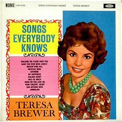 Songs Everybody Knows - image of cover