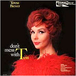 Image of random cover of Teresa Brewer