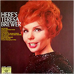 Teresa Brewer - Mutual Admiration Society / Crazy With Love