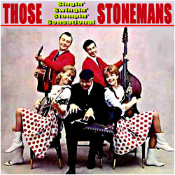Cover image of Those Singin' Swingin' Stompin' Sensational Stonemans