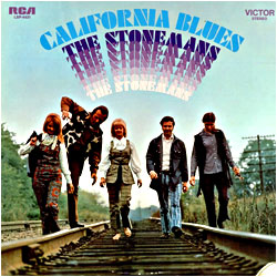 Cover image of California Blues