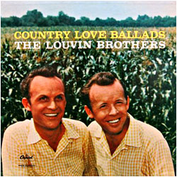 Cover image of Country Love Ballads