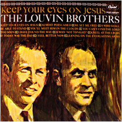 Cover image of Keep Your Eyes On Jesus