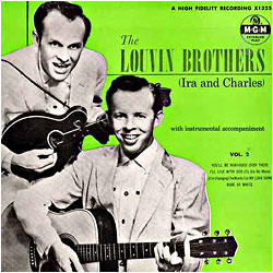 Cover image of The Louvin Brothers
