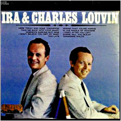 Cover image of Ira And Charles Louvin