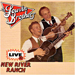 Cover image of Live At New River Ranch