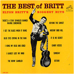 Cover image of The Best Of Elton Britt