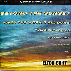 Cover image of Beyond The Sunset