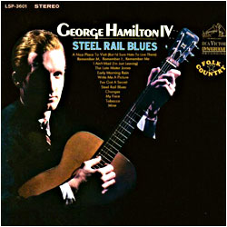 Cover image of Steel Rail Blues