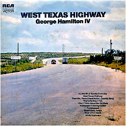 Cover image of West Texas Highway