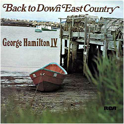 Cover image of Back To Down East Country