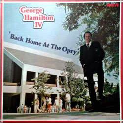 Cover image of Back Home At The Opry