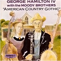 Cover image of American Country Gothic
