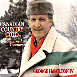 Cover image of Canadian Country Gold