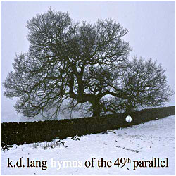 Cover image of Hymns Of The 49th Parallel