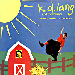 Image of random cover of K. D. Lang