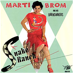 Image of random cover of Marti Brom
