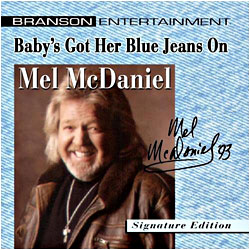 Cover image of Baby's Got Her Blue Jeans On