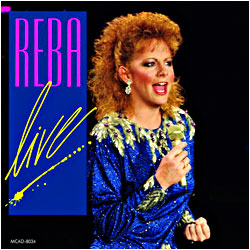 Cover image of Reba Live