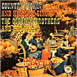 Cover image of Country Pickin' And Hillside Singin'