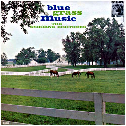 Cover image of Bluegrass Music