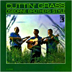 Cover image of Cuttin' Grass