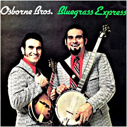 Cover image of Bluegrass Express