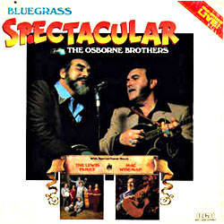 Cover image of Bluegrass Spectacular