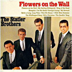 Cover image of Flowers On The Wall
