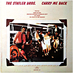 Cover image of Carry Me Back
