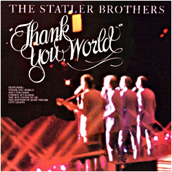 Cover image of Thank You World