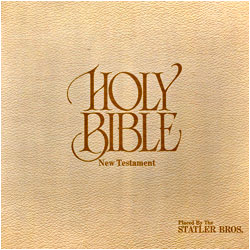 Cover image of Holy Bible New Testament