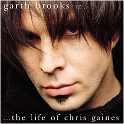 Cover image of The Life Of Chris Gaines