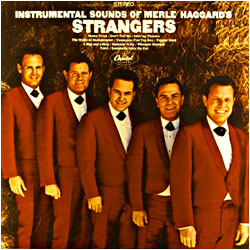 Cover image of Instrumental Sounds Of Merle Haggard's Strangers
