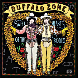 Buffalo Zone - image of cover